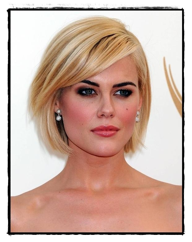 Short Hairstyles For Thin Hair And Long Face – Dhairstyles With Regard To Hairstyles For Thin Faces With Long Hair (View 9 of 15)
