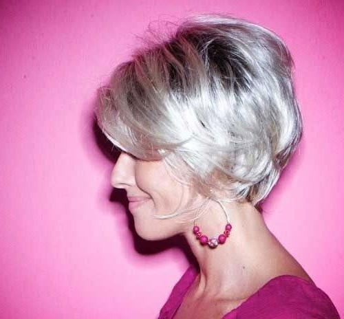 Short Hairstyles & Haircuts (View 8 of 15)