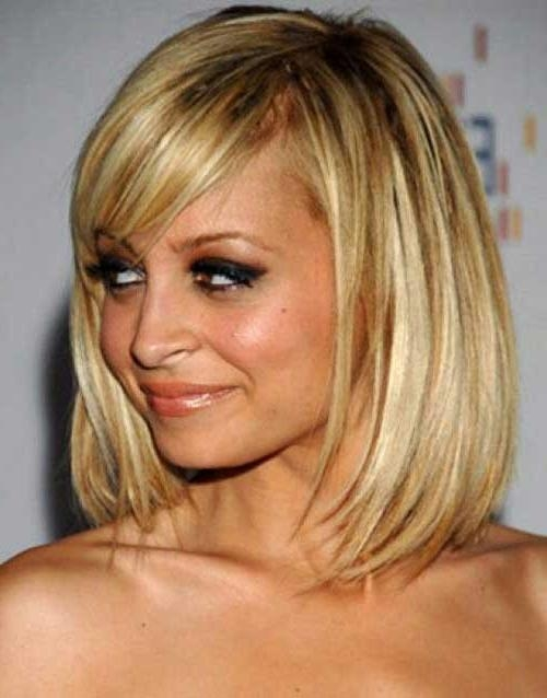 Short Hairstyles & Haircuts 2017 Pertaining To 2018 Nicole Richie Bob Hairstyles (View 10 of 15)