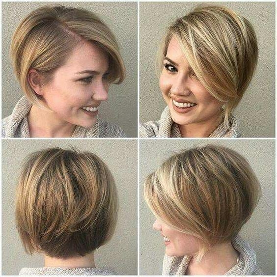 Short Inverted Intended For Most Up To Date Short Inverted Bob Hairstyles (View 10 of 15)