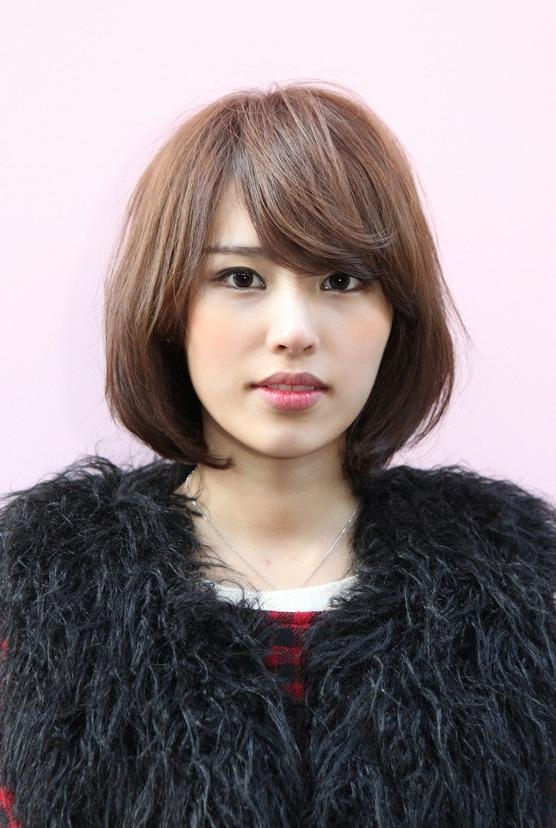 Short Japanese Bob Hairstyle For Women: 2013 Asian Bob Hairstyles Throughout Short Bob Hairstyle For Asian Women (View 10 of 15)
