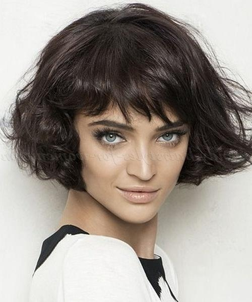 Featured Photo of Short Wavy Bob Hairstyles For Women