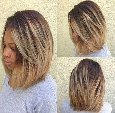 Shoulder Length Layered Bob Hairstyles 2013 – 100 Images – Alaina Regarding Most Popular Medium Length Layered Bob Hairstyles (View 15 of 15)
