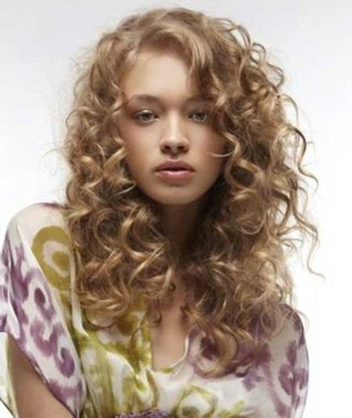 Styles For Long Curly Hair | Long Hairstyles 2016 – 2017 With Regard To Haircuts For Women With Long Curly Hair (View 15 of 15)