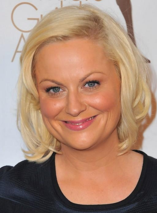 Styles Weekly In Current Amy Poehler Bob Hairstyles (View 14 of 15)