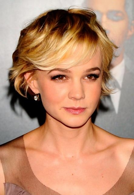 Styles Weekly With Regard To Preferred Carey Mulligan Bob Hairstyles (View 12 of 15)