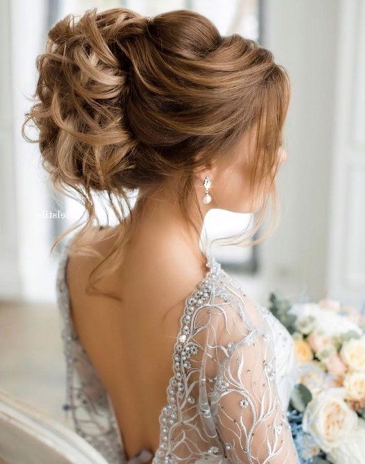 The 25+ Best Wedding Hairstyles Long Hair Ideas On Pinterest With Hairstyles For Long Hair For Wedding (View 14 of 15)