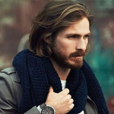 Photo Gallery of Medium Long Hairstyles For Men (Viewing 6 of 15 Photos)