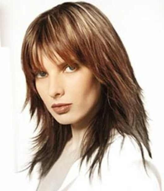 The Shag Haircut Comeback – The Hairstyle Blog – Hairstyle Blog With Regard To Long Shaggy Layered Hairstyles (View 13 of 15)