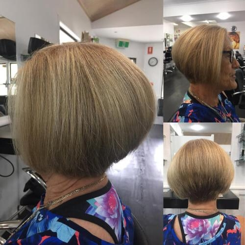 Top 25 Short Bob Hairstyles & Haircuts For Women In 2017 Within Widely Used Short Bob Hairstyles (View 14 of 15)