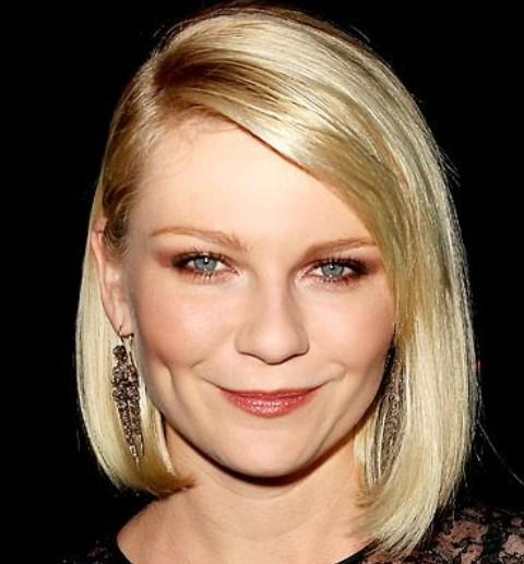 Top 26 Kirsten Dunst Hairstyles – Pretty Designs Within Best And Newest Kirsten Dunst Bob Hairstyles (View 6 of 15)