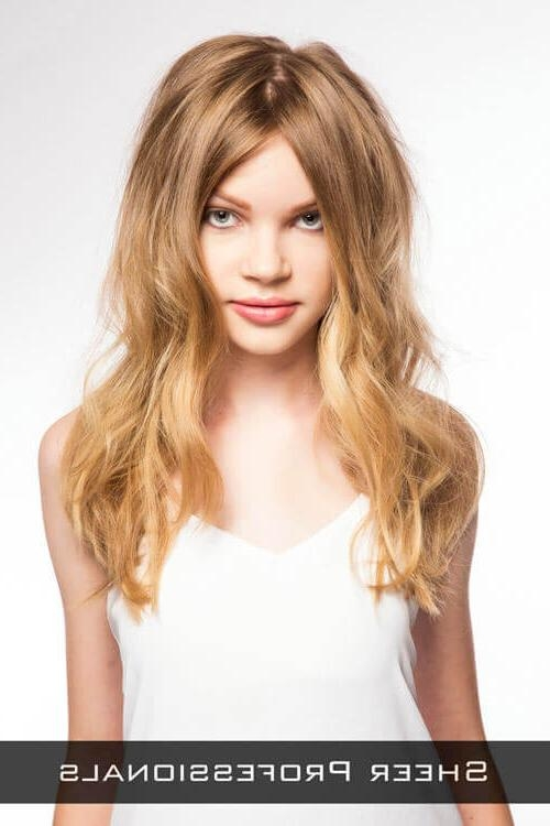Top 35 Seriously Chic Medium Shag Hairstyles And Haircuts In 2017 Throughout Long Layered Shags Hairstyles (View 5 of 15)