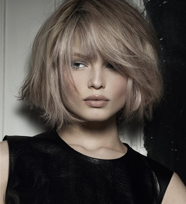 Top Trending Bob Hairstyles, November, 2017. Find A New Look. (View 14 of 15)