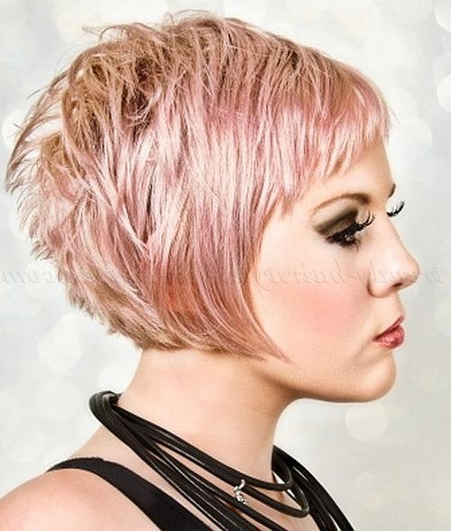 Trendy Hairstyles For Women (View 14 of 15)
