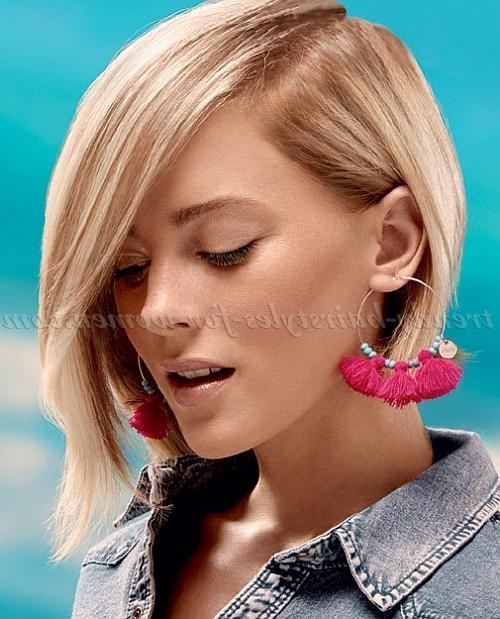 Trendy Hairstyles For (View 14 of 15)