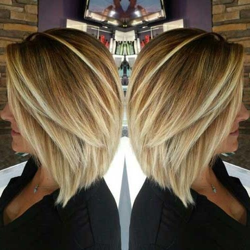 Trendy Medium Length Angled Bob Hairstyles With Regard To 20 Inverted Bob Hairstyles (View 8 of 15)