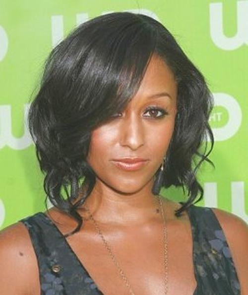Trendy Wavy Bob Hairstyles For Black Women Within 11 Gorgeous Bob Hairstyles For Black Women (View 12 of 15)