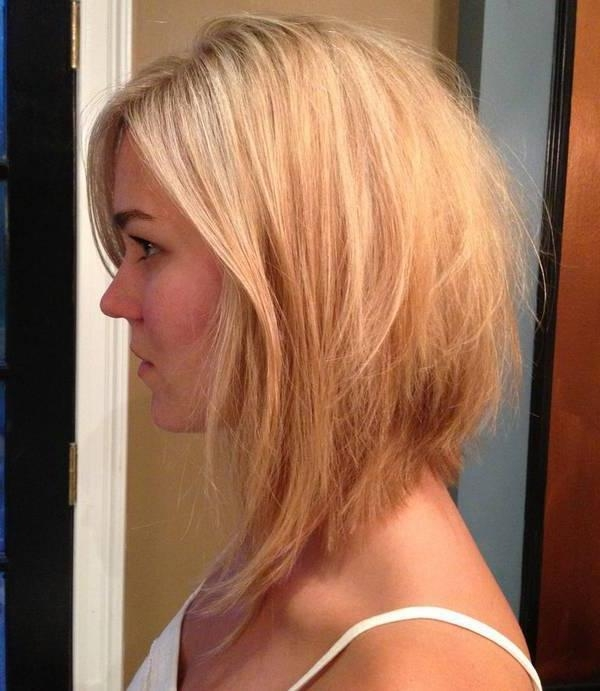 Well Known Inverted Bob Hairstyles For Round Faces With Cute Bob Hairstyles For Round Faces  (View 15 of 15)