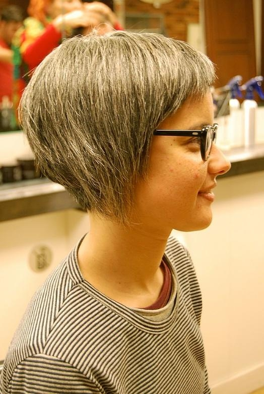 Featured Photo of Stylish Asymmetrical Bob Hairstyles