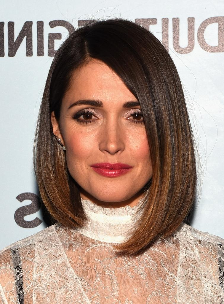 Well Liked Rose Byrne Bob Hairstyles In Rose Byrne Shoulder Length Hair – Hair World Magazine (View 10 of 15)