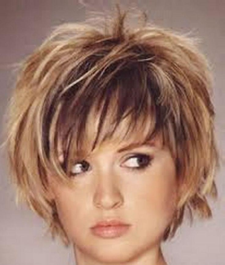 Well Liked Short Layered Bob Hairstyles With Fringe With Best 25+ Layered Bob With Bangs Ideas On Pinterest (View 15 of 15)