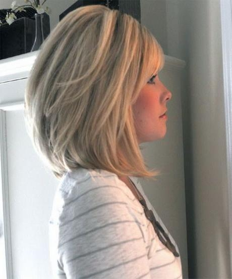 Featured Photo of Medium Length Bob Hairstyles For Thick Hair