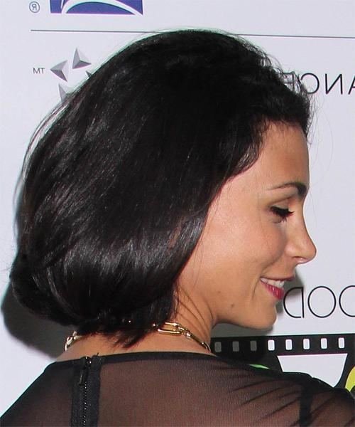 Widely Used Morena Baccarin Bob Hairstyles Pertaining To Morena Baccarin Hairstyles For  (View 15 of 15)