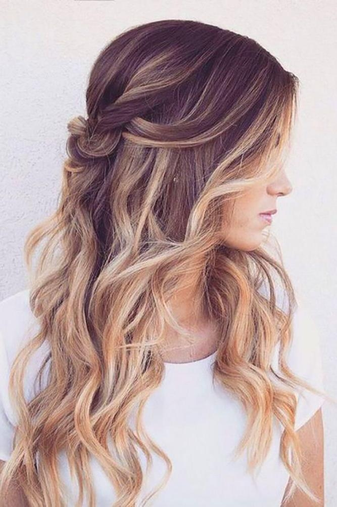 Women Hairstyles : Naturally Curly Wedding Hairstyles Curly With Regard To Long Curly Hairstyles For Wedding (View 13 of 15)