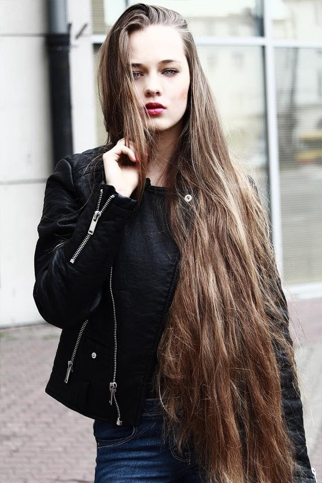 1010 Best Amazing Long Hair 19 Images On Pinterest | Longer Hair Throughout Super Long Hairstyles (View 1 of 15)