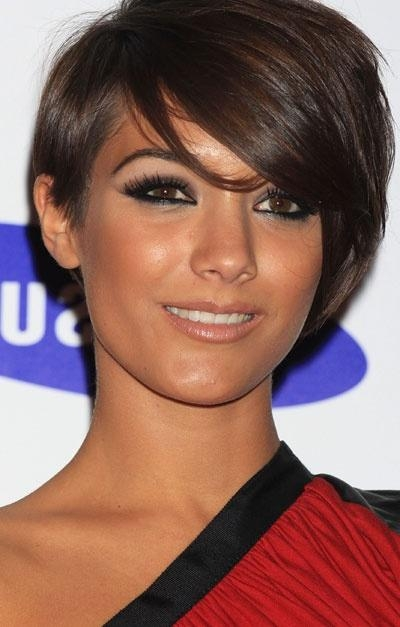 13 Best Frankie Sandford Images On Pinterest Intended For Most Recent Frankie Sandford Cute Feather Pixie Bob Hairstyles (View 2 of 15)