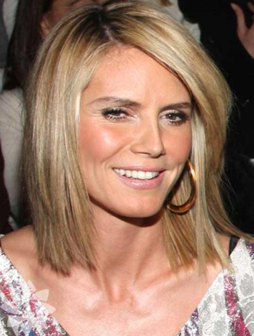 15 Best Heidi Klum Bob Haircuts (View 1 of 15)