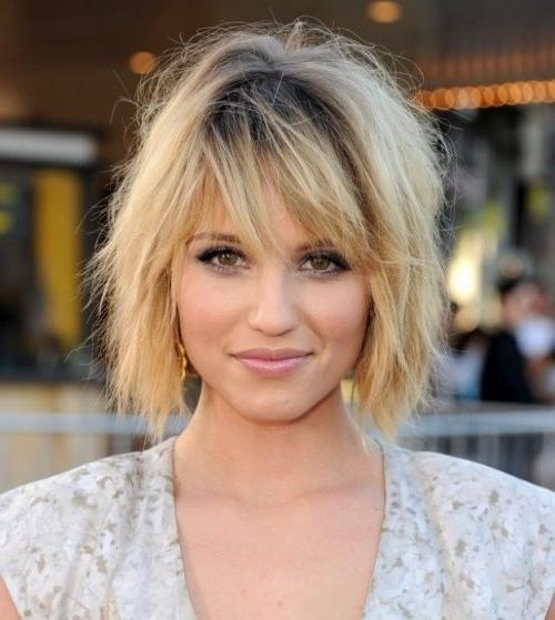19 Best What Hairstyles Should I Choose? Images On Pinterest | I With Regard To Long Hairstyles For Round Faces Over (View 1 of 15)