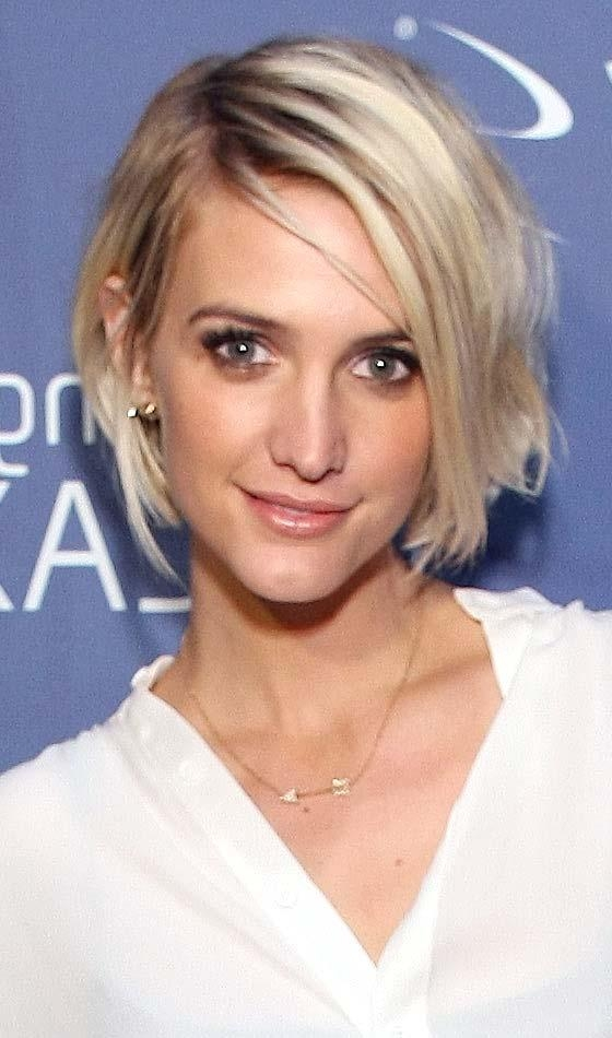 19 Most Popular Bob Hairstyles In 2015 With Regard To Most Popular Ashlee Simpson Graduated Bob Hairstyles (View 1 of 15)