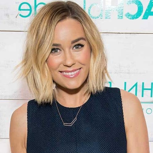 Lauren Conrad Long Bob Hair Color Ideas And Styles For 2018
