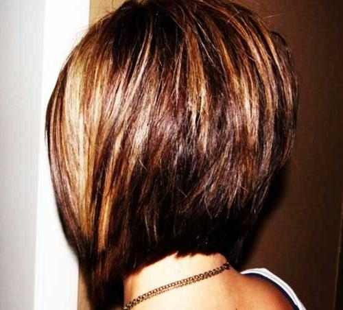 20 Flawless Short Stacked Bobs To Steal The Focus Instantly Inside 2017 Short Stacked Bob Hairstyles (View 1 of 15)