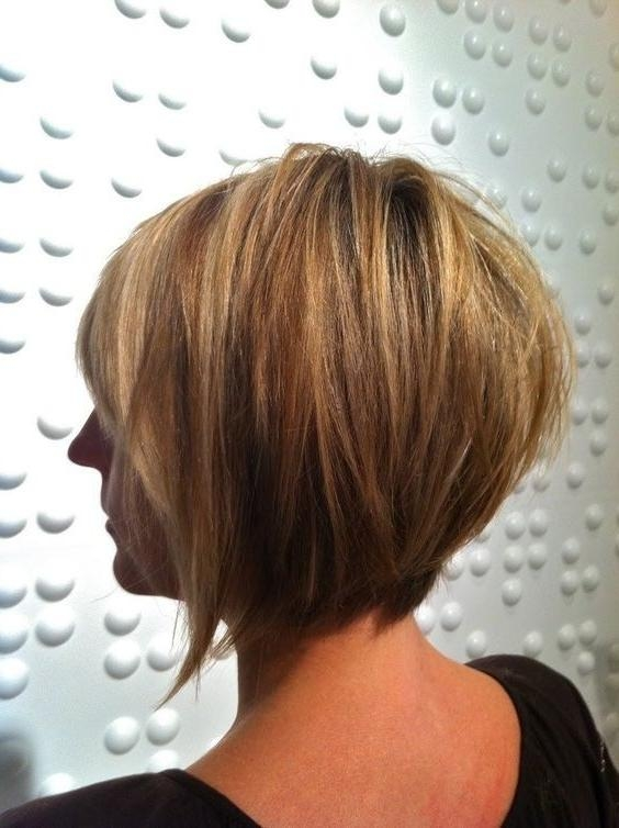 15 Inspirations of Cute Inverted Bob Hairstyles For Fine Hair