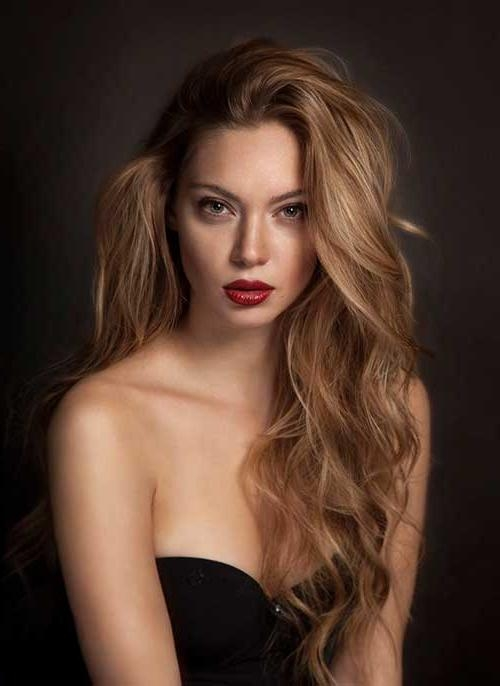 20+ Long Dark Blonde Hair | Hairstyles & Haircuts 2016 – 2017 Throughout Dark Blonde Long Hairstyles (View 6 of 15)