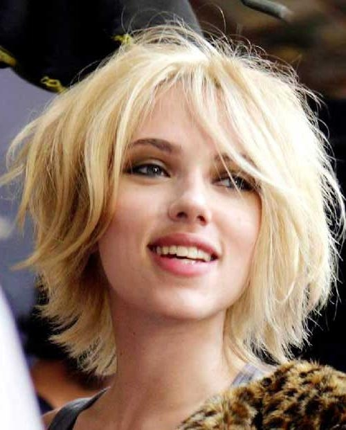 20 Short Shaggy Bob Hairstyles (View 2 of 15)