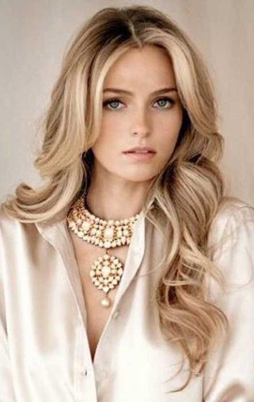 2017 Blonde Long Haircuts Regarding 25+ Haircuts For Long Blonde Hair | Hairstyles & Haircuts 2016 – (View 6 of 15)