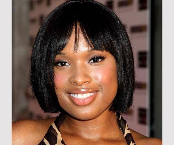 2017 Jennifer Hudson Bob Hairstyles Throughout 35 Awesome Black Short Hairstyles – Slodive (View 1 of 15)