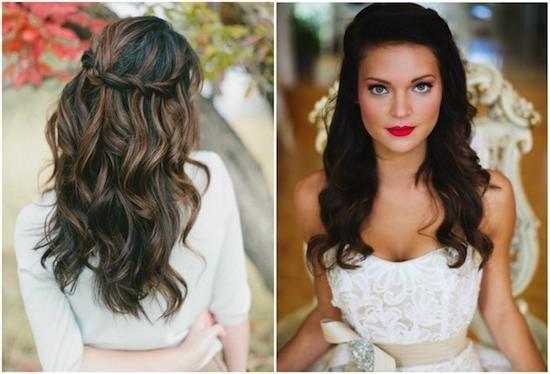 2017 Long Hairstyles For Weddings Hair Down Regarding Short Curly Hairstyles Wedding Hairstyles Short Hair Pdzqfk (View 2 of 15)
