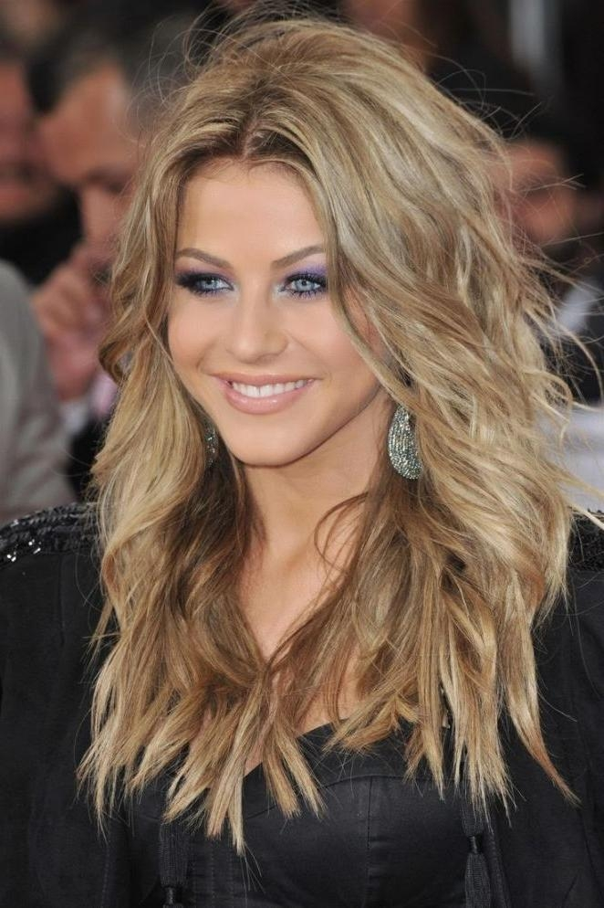 2017 Short Layered Long Hairstyles Pertaining To Long Hairstyles : Lots Of Layers Long Hairstyles The Popular (View 3 of 15)