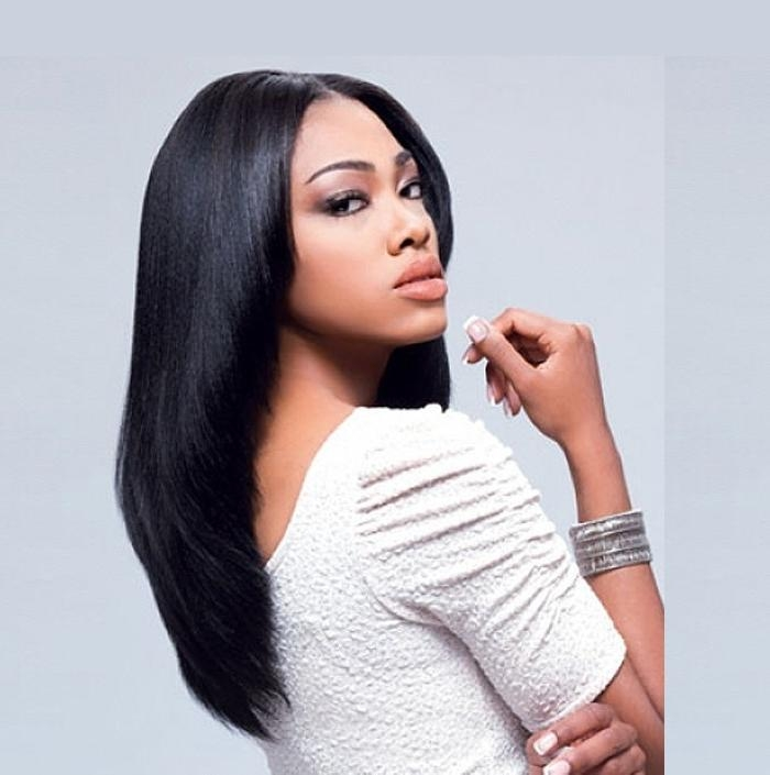 2018 Black American Long Hairstyles With Regard To Women Long Hairstyles Is Gorgeous Ideas Which Can Be Applied Into (View 6 of 15)