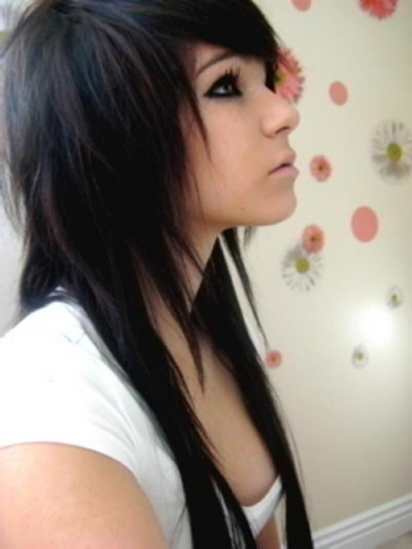 2018 Emo Long Hairstyles Within Hairstyles For Emo Long Hair – Hairstyle Archives (View 5 of 15)