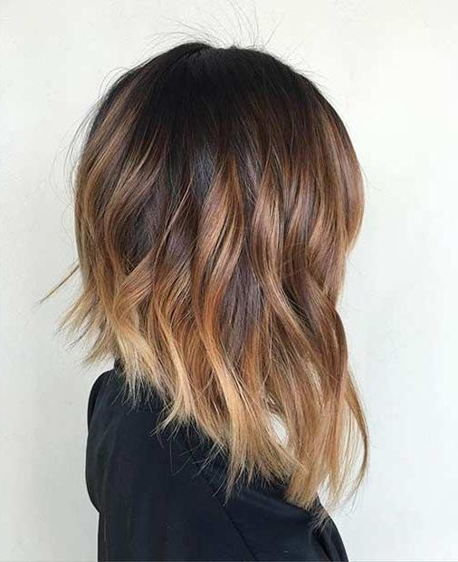 2018 Graduated Long Haircuts Intended For Best 25+ Long Graduated Bob Ideas On Pinterest | Graduated Bob (View 3 of 15)