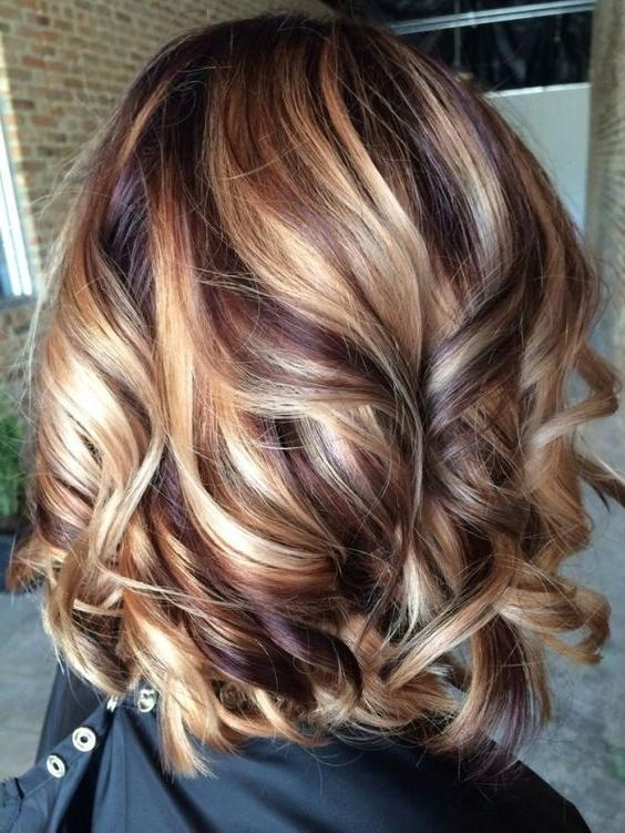 2018 Long Hairstyles With Highlights And Lowlights Within Best 25+ Hair Highlights And Lowlights Ideas On Pinterest (View 2 of 15)