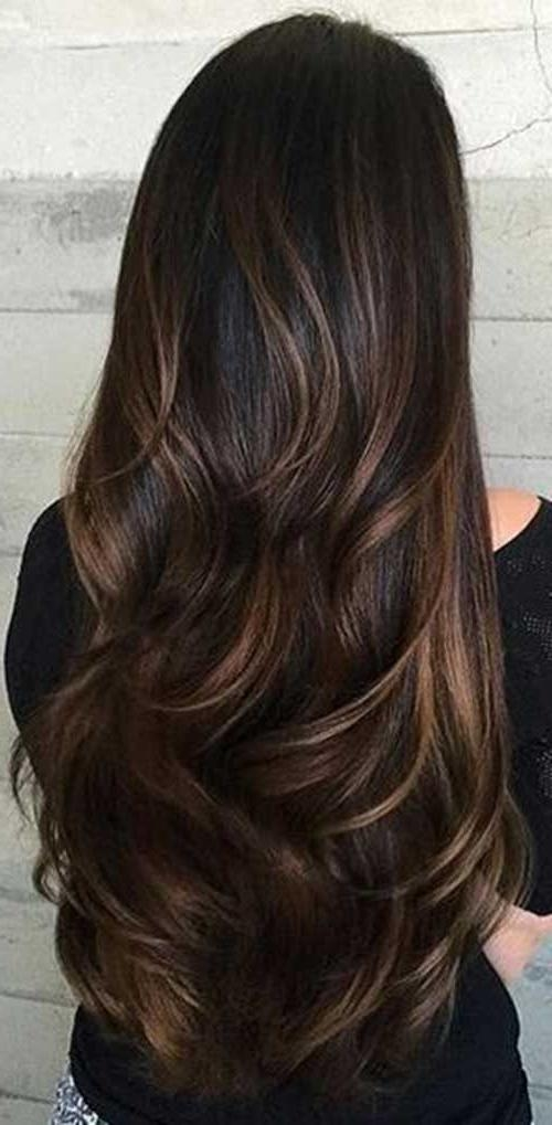 Hairstyles Highlights 2018 Hairstyles