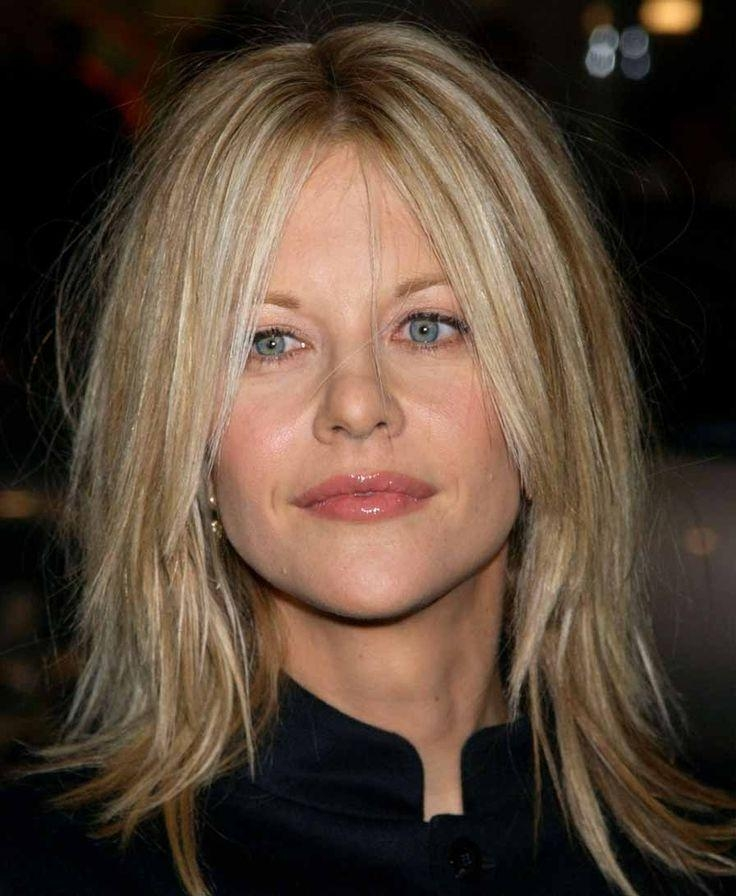 2018 Meg Ryan Long Hairstyles With Regard To Best 25+ Meg Ryan Hairstyles Ideas On Pinterest | Meg Ryan (View 5 of 15)