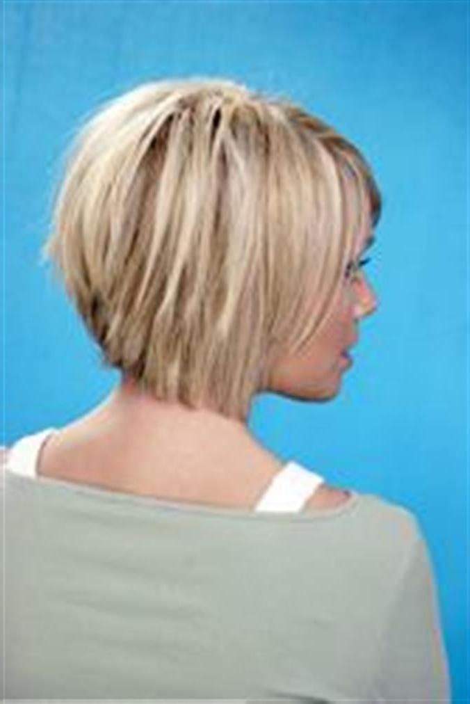 2018 Short Inverted Bob Haircut Back View For 37 Best Hair Images On Pinterest (View 1 of 15)