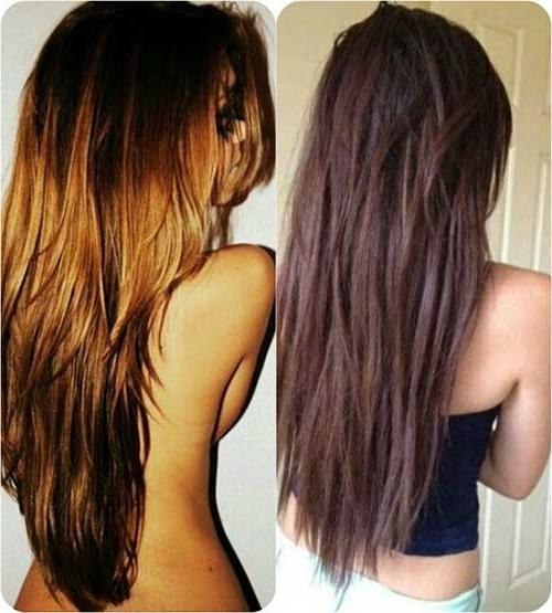 2018 Stacked Long Haircuts Within Stacked Hairstyles For Long Hair – Hairstyles (View 6 of 15)